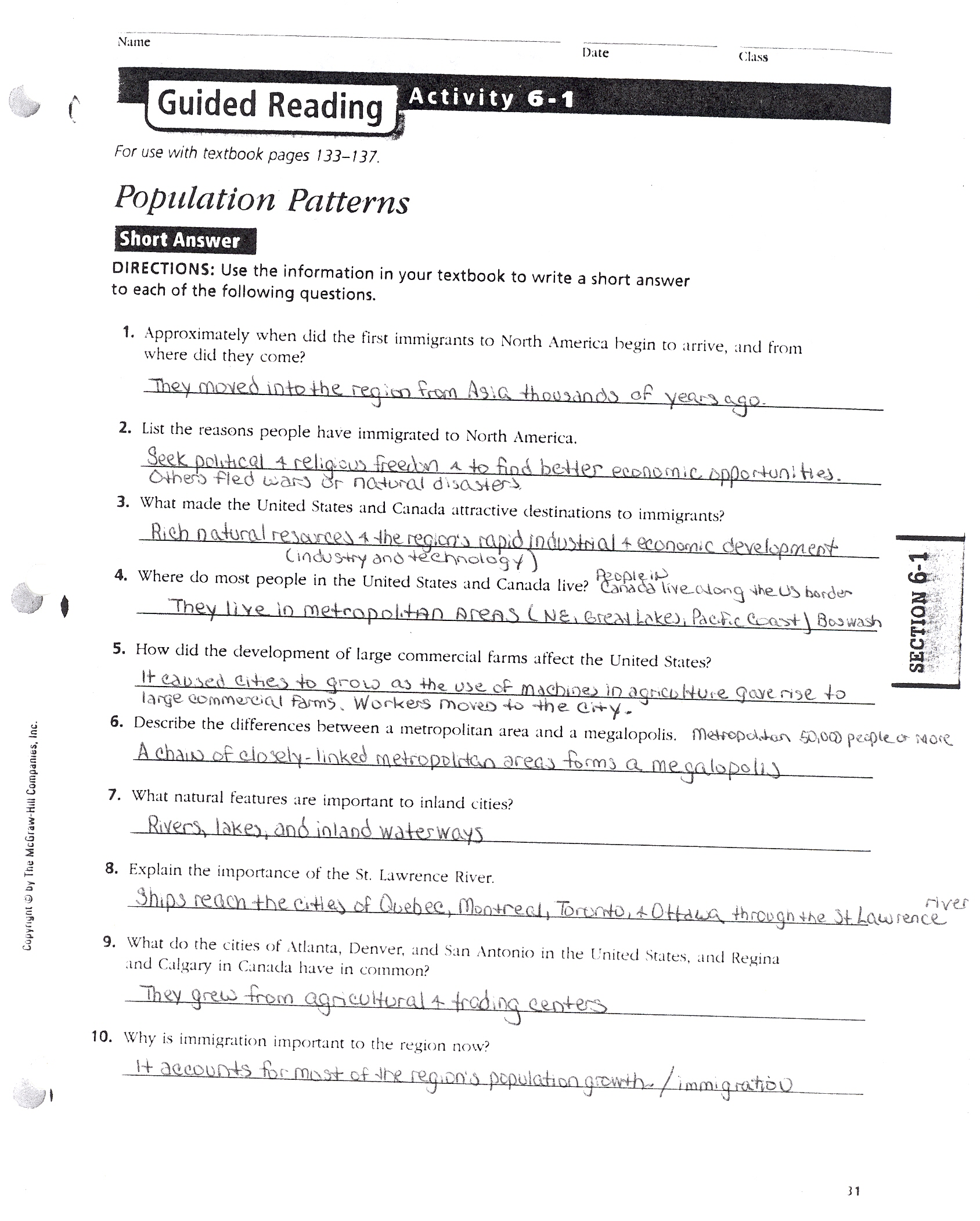 guided reading activity 15 4 answers online user manual u2022 rh pandadigital co McGraw-Hill Textbooks Social Studies McGraw-Hill Geography Textbook Online